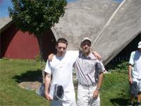 Thomas und Dave